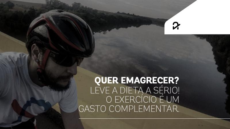 PARE DE JACAR E ACHAR QUE O EXERCÍCIO VAI COMPENSAR