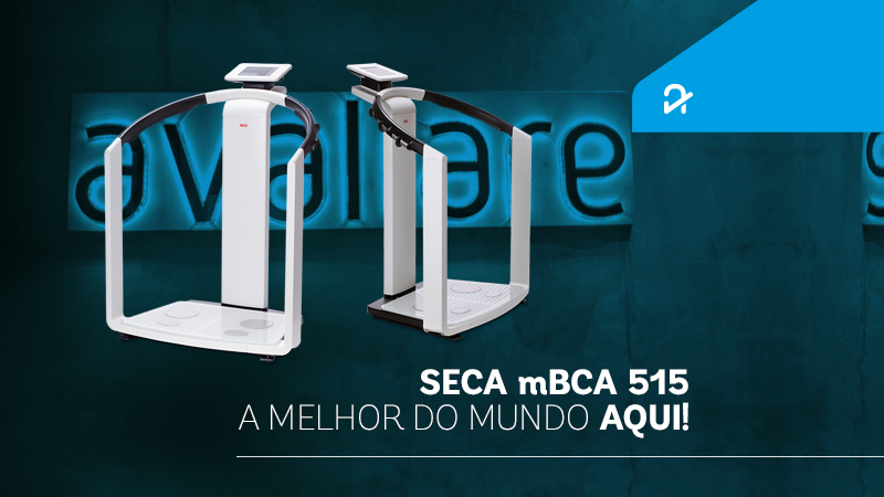 SECA mBCA 515 - O MELHOR EQUIPAMENTO DE BIOIMPEDÂNCIA DO MUNDO ✔