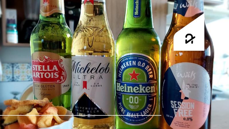 Final de semana é momento de tomar aquela cervejinha gelada, não é mesmo?!